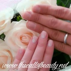 Nail Art of the Day: Wedding Details - My Real Wedding Manicure