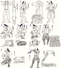 How to armor yourself in the event of a sudden attack: A guide for samurai beginners and pros Samurai Weapons, Samurai Armor, Kyoshi Warrior, Types Of Armor, The Last Samurai, 3d Art Drawing, Martial Arts Techniques, Star Wars Costumes, Japanese Outfits