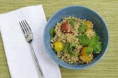 Healthy Recipe: Lemony Mint Quinoa | Healthy Recipes | Washingtonian