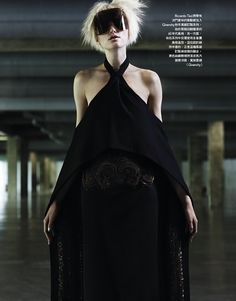Naomi Yang / Vogue Taiwan October 2012.-_-#~~~^_^~~~