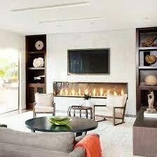 Wall Mount Electric Fireplace Under Tv Www Handyman