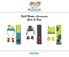 Falli/Winter #accessories for #boys and #girls from #TucTuc. Shop now at: www.kidsandchic.com/brands/tuc-tuc  #accessories #kidsfashion #trendychildren #shoppingbarcelona