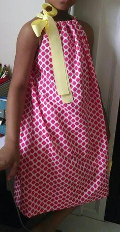 Pillowcase Dress-DIY