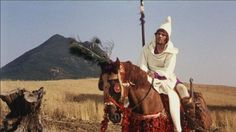 """L'armata Brancaleone"" by Mario Monicelli (1966) - Gian Maria Volonté"