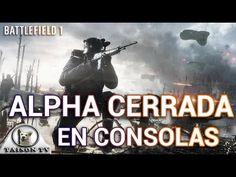 Battlefield 1 LA ALPHA CERRADA LLEGA A CONSOLAS Y SE AMPLIA EN PC