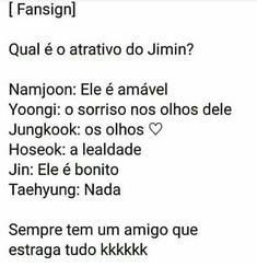 Taehyung, Namjoon, Bts Memes, Frases Bts, Bts Facts, Bts Imagine, Vmin, Yoonmin, Bts Bangtan Boy
