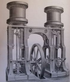 Blowing engine