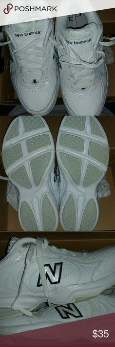 Selling this New balance tennis shoes on Poshmark! My username is: amylince07. #shopmycloset #poshmark #fashion #shopping #style #forsale #New Balance #Shoes