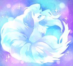 Pokemon sun and moon || ALOLA NINETALES IS BEAUTIFUL AND AMAZING AND I WANT IT