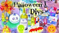 Arik Geary: Halloween DIY'S