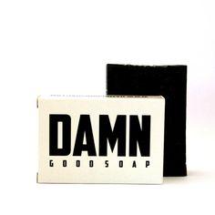 Mydło do ciała Damn Good Soap Company Beard Soap, Soap Company, Beard Care, Natural Oils, Beard Maintenance