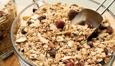 A Swanson Customer Recipe Winner shares her delicious recipe for crunch granola, which features Swanson Milled Flaxseed and organic nuts and Bob's Rod Mill Rolled Oats.