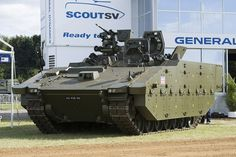 Scout SV Specialist Vehicle MOD 45157765 - ASCOD - Wikipedia, the free encyclopedia
