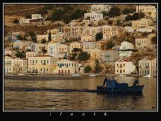 BEAUTIFUL SYMI through the eyes of ifanik Small Island, Holiday Traditions, Summer Travel, Greek Islands, Greece, Dolores Park, Europe, Colours, Mansions