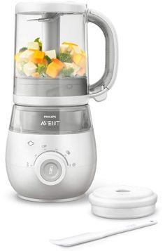Philips AVENT Healthy Baby Food Maker Blender for sale online Avent Baby Products, New Baby Products, Mixer, Baby Food Makers, Healthy Baby Food, Baby Cooking, Wine O Clock, Steamer, Baby Feeding
