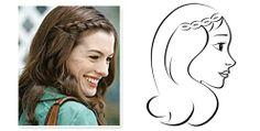Anne Hathaway aposta em um visual mais romântico e ótimo para o dia a dia