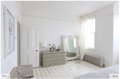 7 photo of 8 for black floorboards bedroom