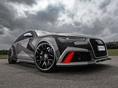 This Audi RS6 Is As Insane As It Looks