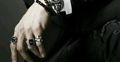 """Gabriel: """"There's much you can tell about a client and the clothing he wears, especially the jewelry. Seeing multiple rings makes me wonder if I have enough Vicodin to last me a few days and hope that my skin is dark enough to hide the bruises."""""""