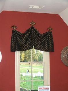 Great Window Treatment...