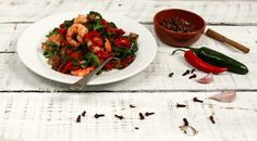 Spicy Tomato #prawns #recipe