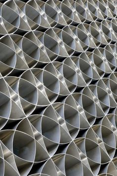 ::ARCHITECTURE:: Metal screen at the BMCE Bank in Morocco, by Foster + Partners