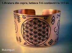 Artizan in cupru Copper Bracelet, Cuff Bracelets, Planter Pots, Handmade, Jewelry, Clipuri Video, Email, Romania, Instagram