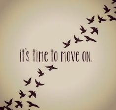It's time to move on-Demi Lovato