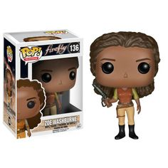 POP Firefly Zoe Washburne