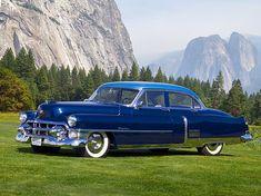 1953 Cadillac Fleetwood Sixty-Special
