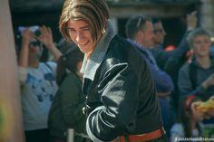 Jim Hawkis from Treasure  Planet ~Disneyland