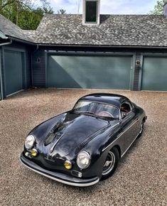 The Prestige of Italian Sports Cars Porsche 911 Cabriolet, Porsche 911 Targa, Porsche Carrera, Porsche 356 Outlaw, Porsche 550, Fast Sports Cars, Classic Sports Cars, Sport Cars, Classic Cars