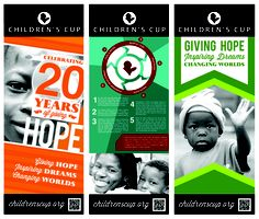 thedesignpackcompanycom banner design childrenscuporg - Banner Design Ideas