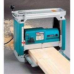 Makita 2012NB cepillo eléctrico de regrueso 304 mm 2200W altura 155 mm