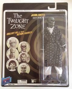 Bif Bang Pow! The Twilight Zone Series 1 Action Figure Jason Foster Episode 145