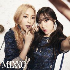 SNSD Taeyeon Tiffany & Seohyun MIXXO Pictures HD | KPOPGIRLSININDIA
