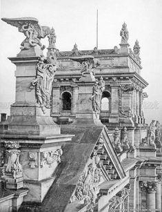Bilderbuch Berlin - Blick zum Süd-Ost-Turm