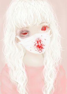 Saccstry, mucosa, blood, gore, art