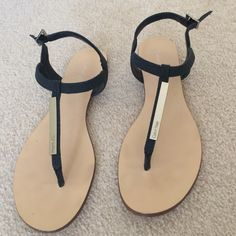 Shoes Calvin Klein sandal worn only once. Calvin Klein Shoes Sandals