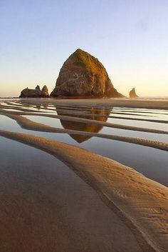 Canon Beach, OR ( Goonies never say die)