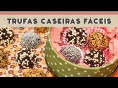Trufas Caseiras Fáceis (de Chocolate) - Receitas de Minuto EXPRESS #39