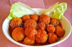 Petites Boulettes à la sauce tomate pour tous, c'est Mardi Gras!