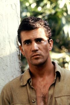 Mel Gibson in 'The Year of Living Dangerously', 1982.