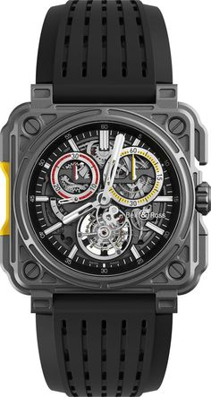 Official Bell & Ross Limited Edition watches, full collection of men's and ladies' Bell & Ross watches to buy online. Up to 5 years finance and free delivery available on Bell & Ross. Best Watches For Men, Fine Watches, Luxury Watches For Men, Cool Watches, Men's Watches, Bell Ross, Limited Edition Watches, Online Watch Store, Stylish Watches