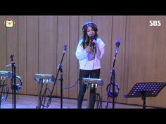 [SBS]두시탈출컬투쇼,나도 여자에요, 민아 라이브