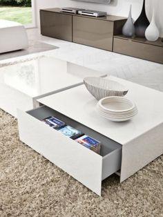 Wit Blok Salontafel.13 Beste Afbeeldingen Van Salontafel Furniture Woodwork En