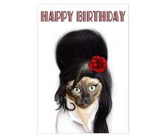 Cartão de aniversário tatoo | Westwing - Casa & Decoração