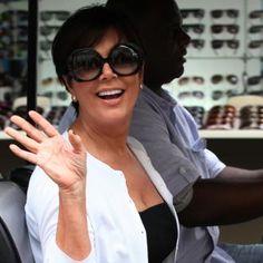 c410aacee54e Kris Jenner - Kris Jenner′s sunglasses style is always on point. Bruce  Jenner