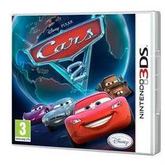 Cars 2 // 3DS Mc Queen... il s'appelle Flash Mc Queen ! Flash Mc Queen dans votre console portable ! Plongez dans l'univers de Cars en incarnant l'un des 25 personnages du film. Rejoignez l'Académie d'espionnage CHROME et lancez-vous dans des missions d'espionnages périlleuses... Mesurez-vous à vos amis dans des épreuves pleines d'action et partez à l'aventure aux quatre coins du monde ! Le 17 avril 2013.