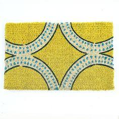 """$34 - Wisteria - Accessories - Rugs & Doormats - Mediterranean Doormat - 30""""w x 18""""d"""